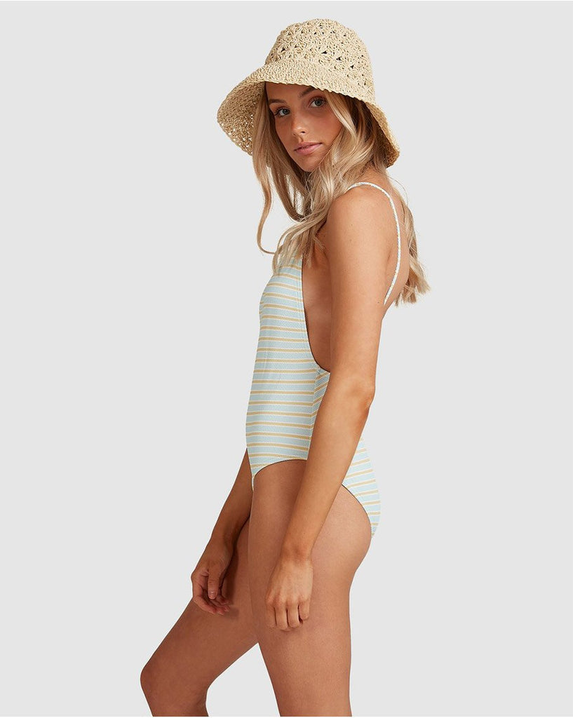 Broadwalk Square Neck One Piece