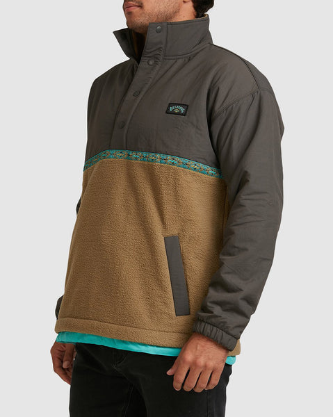 Currents Half Zip Crew