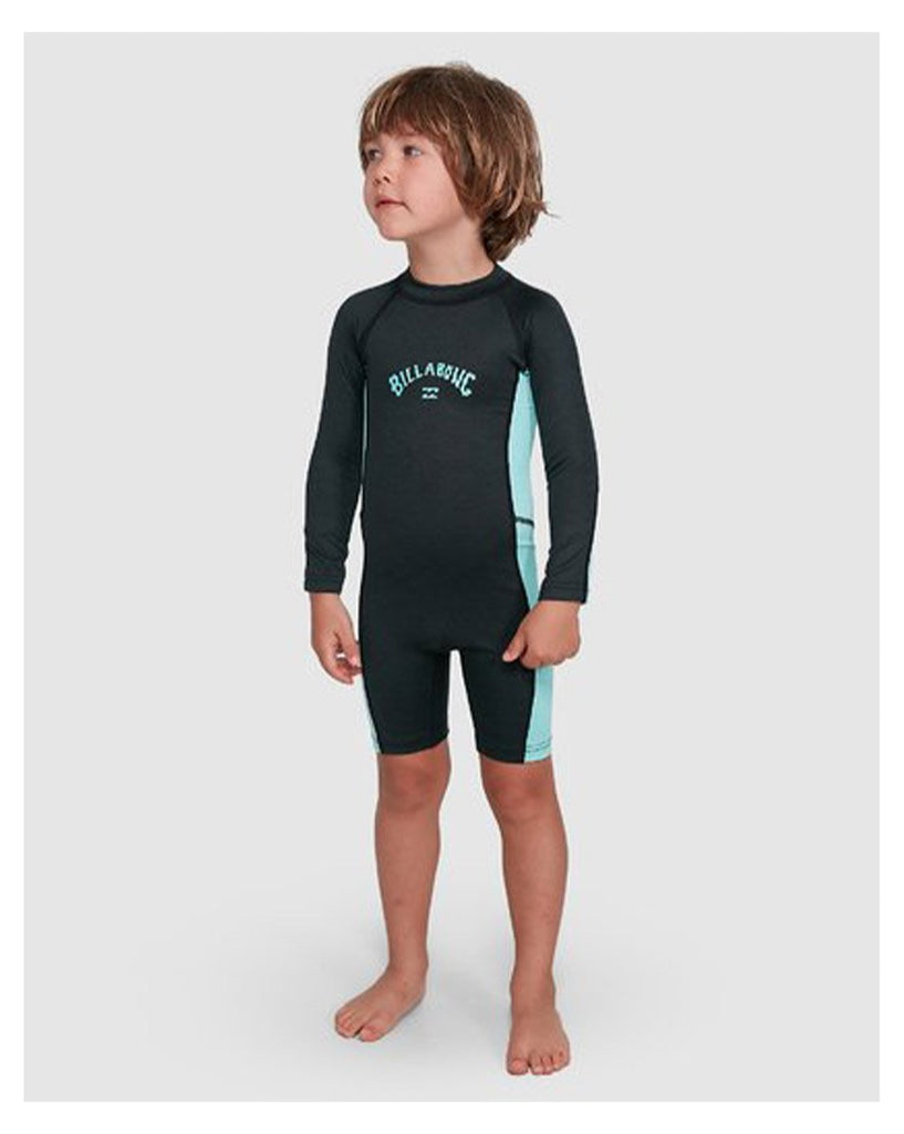 Groms Ls Uv Surf Suit