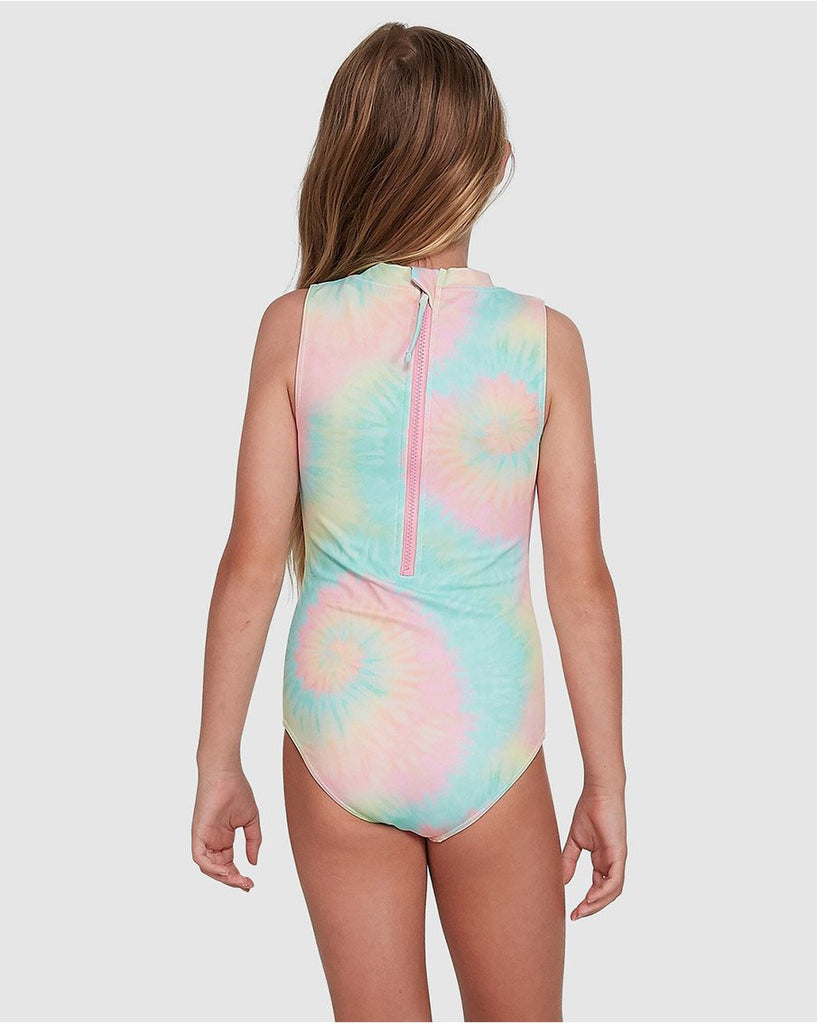 Tie Dye Love One Piece