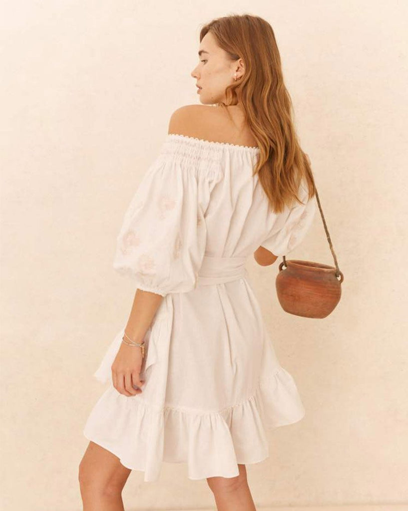 Malissa Off Shoulder Dress