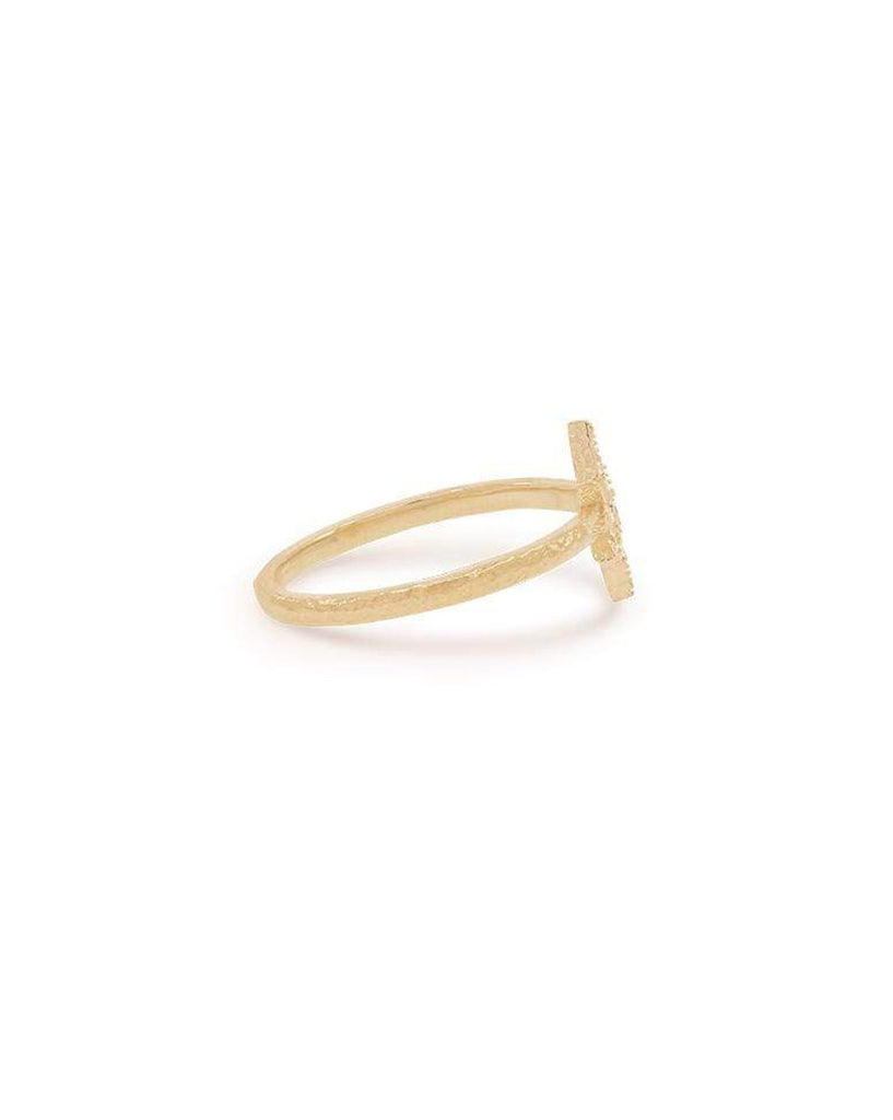 Gold Starlight Ring