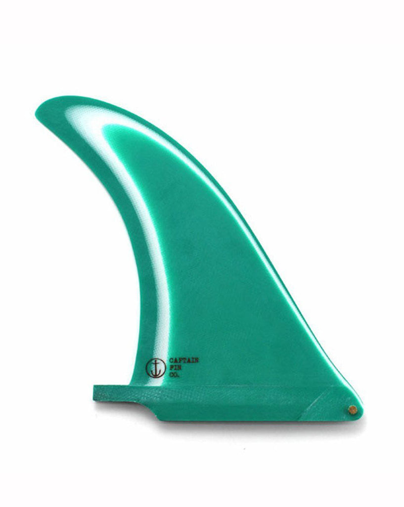 Ellis 7.5 Single Fin - Green