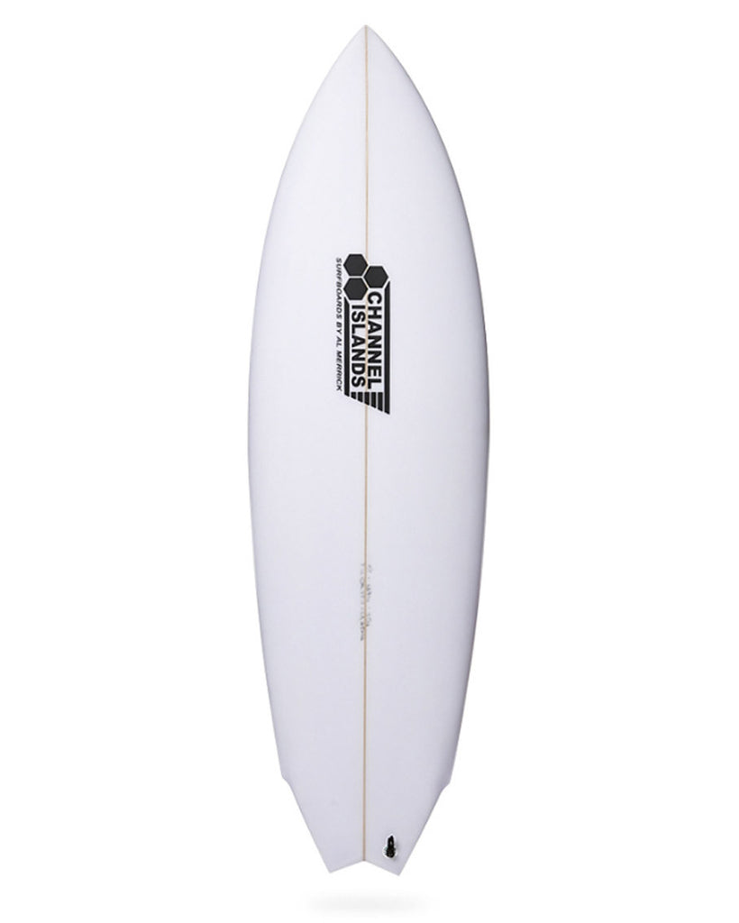 Twin Fin Surfboard - Natural Necessity