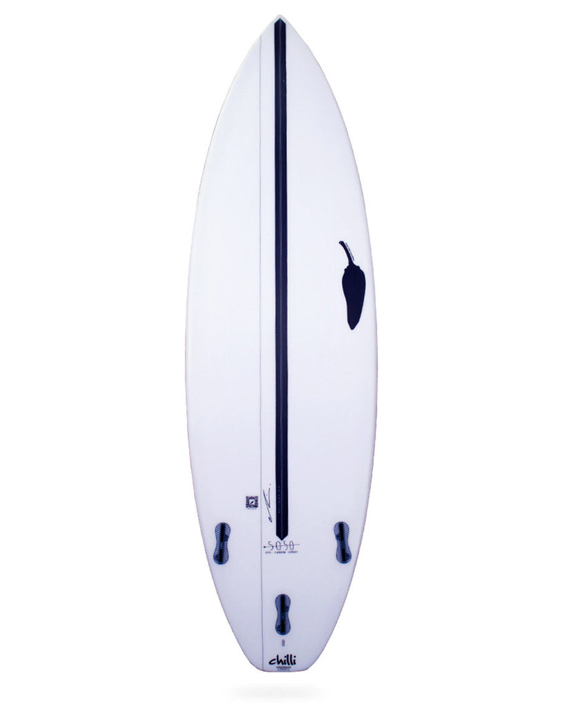Churro 50/50 Surfboard - Natural Necessity