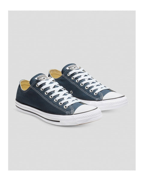 Converse CT Core Canvas Low - navy side view