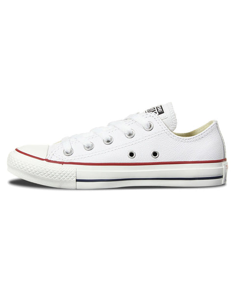 Chuck Taylor All Star Leather Low Top Shoes White