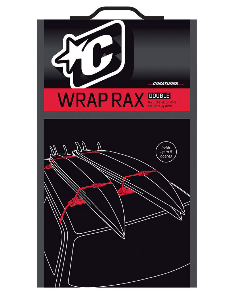 Wrap Rax - Double - Natural Necessity