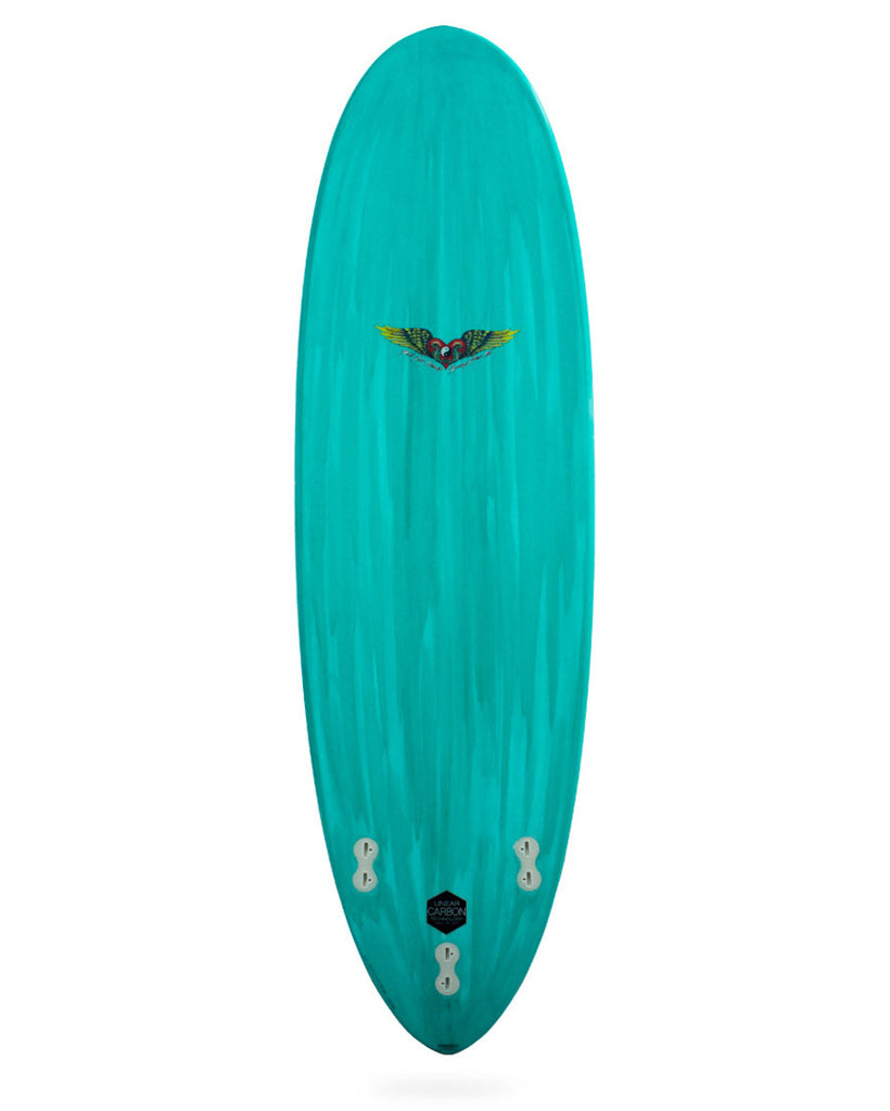Mirco LCT Surfboard - Natural Necessity
