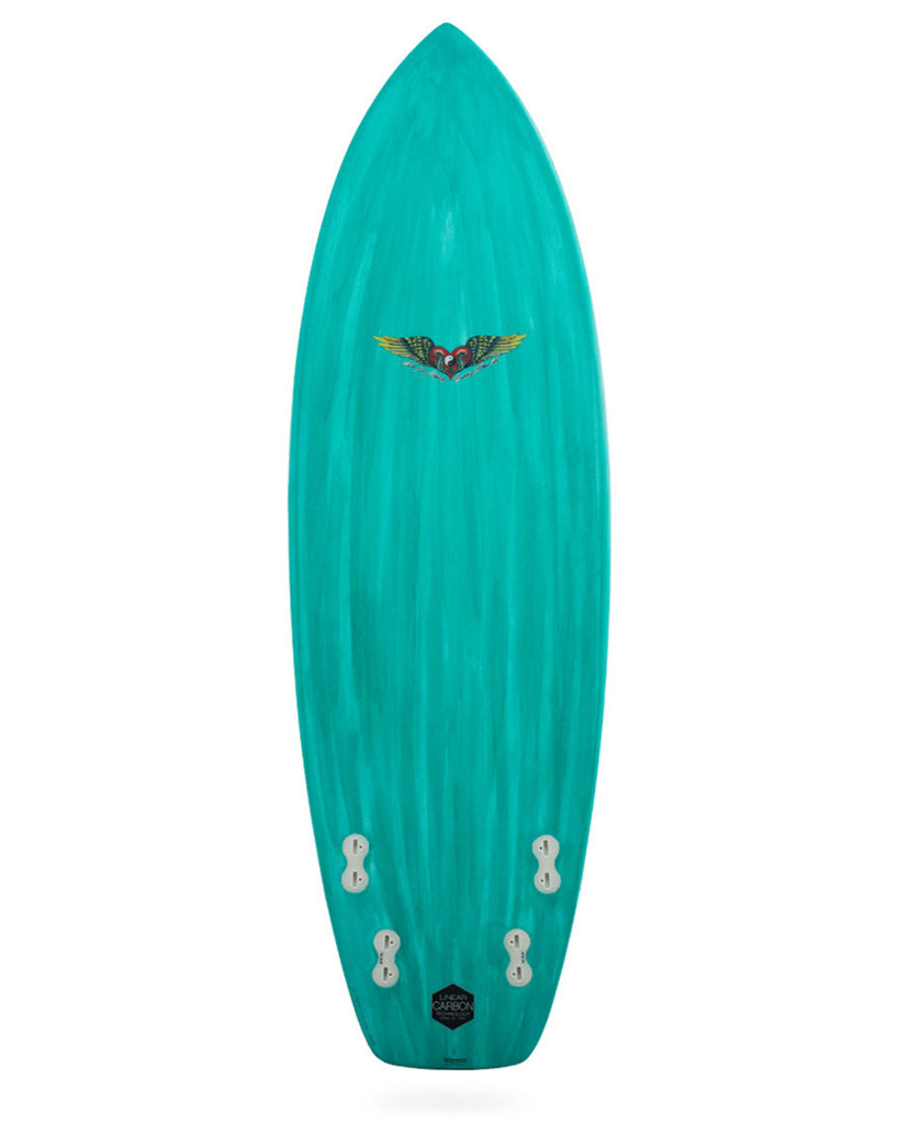 Skate LCT Surfboard - Natural Necessity