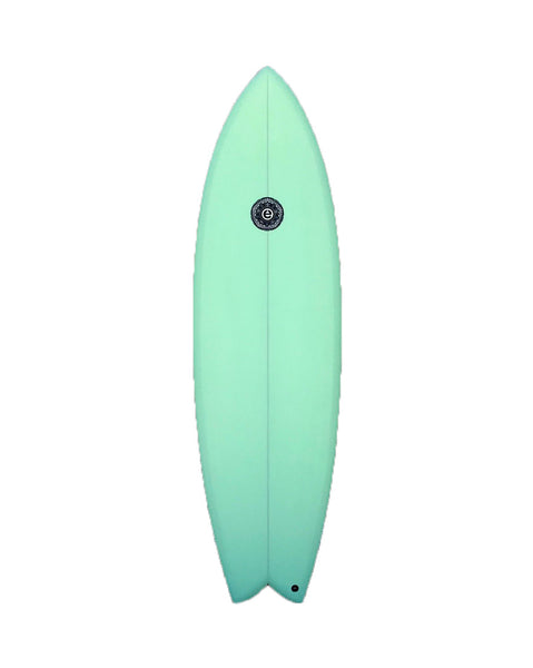 Twin Fish Surfboard