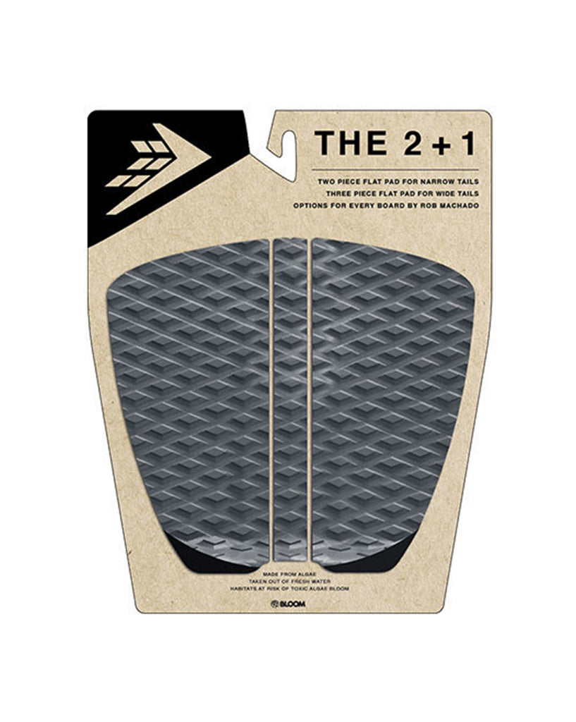 FIREWIRE 2+1 FLAT TRACTION PAD