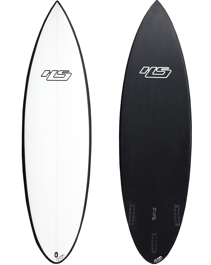 Black Noiz PE Surfboard