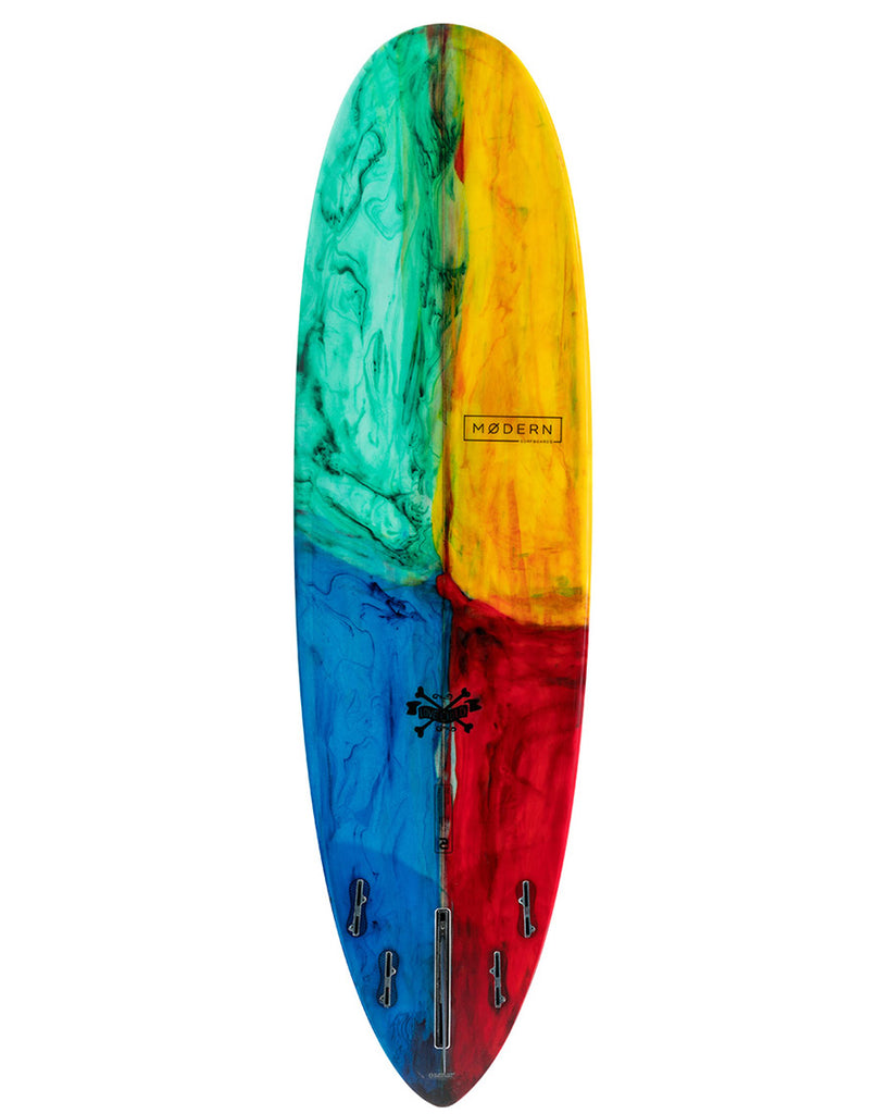 Love Child PU - Kaleidoscope Surfboard