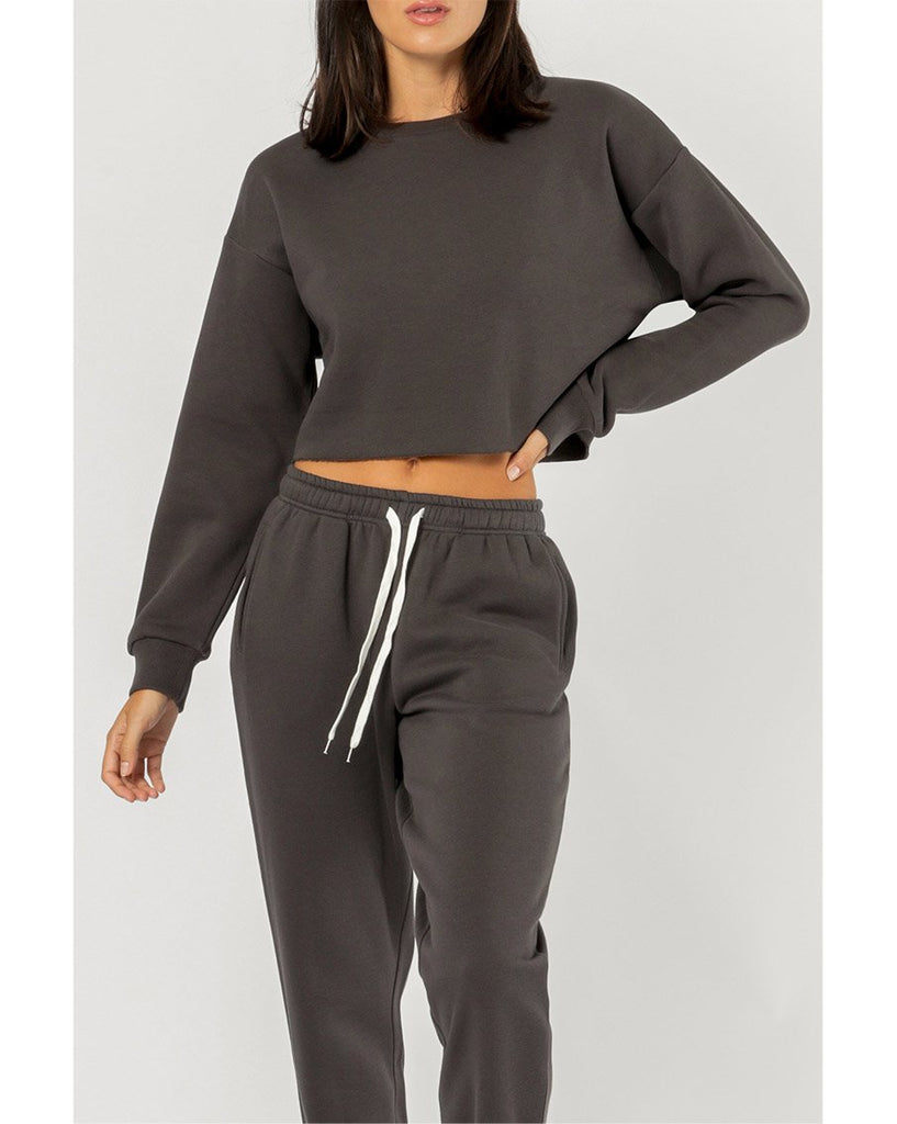 Carter Classic Crop Sweat