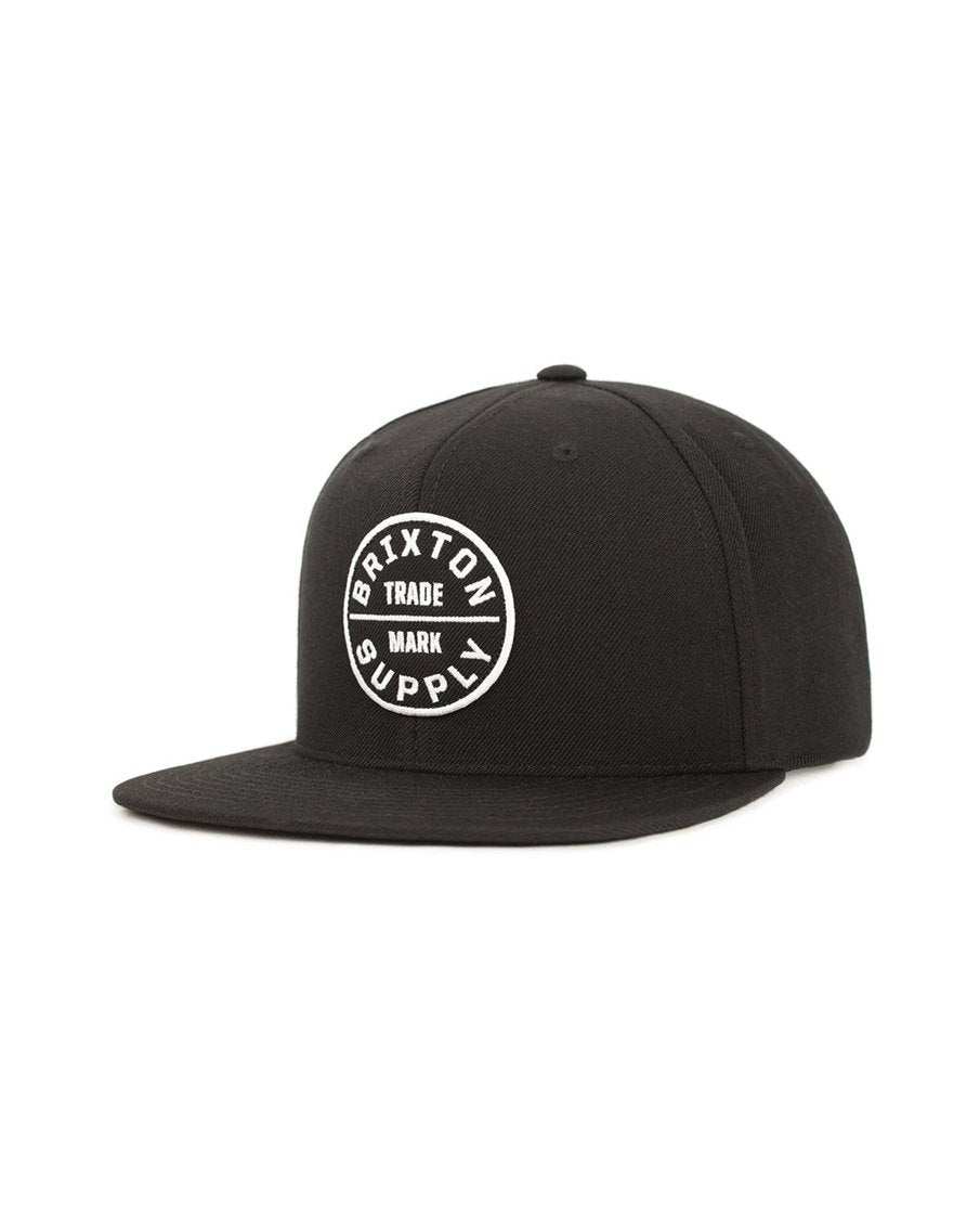 bb070e3e2ab37 Brixton Oath III Snapback - Available Today with Free Shipping!