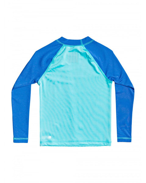 Tropical Bubble Long Sleeve Boys
