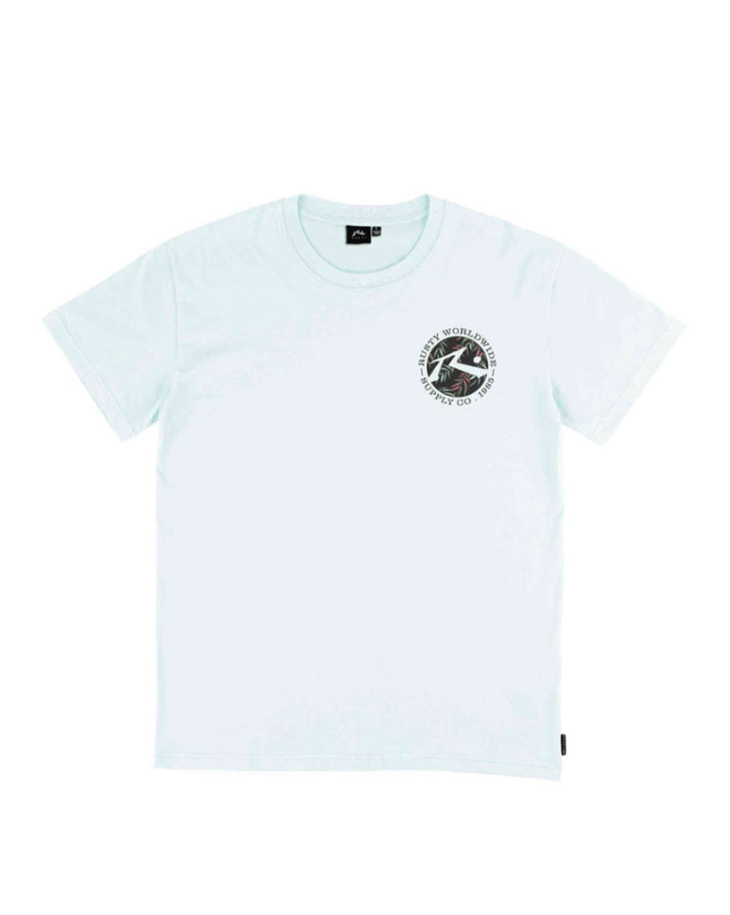 Patches Short Sleeve Tee