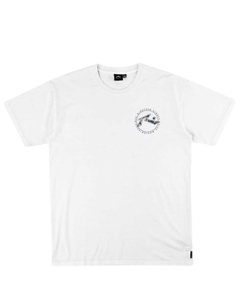 Roundabouts Short Sleeve Tee