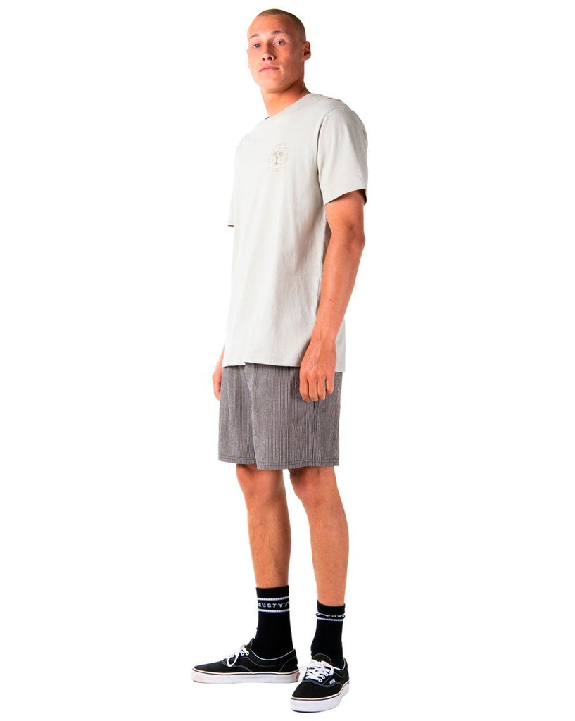 Two Step Short Sleeve Tee