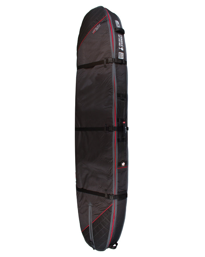 Double Coffin Longboard Cover