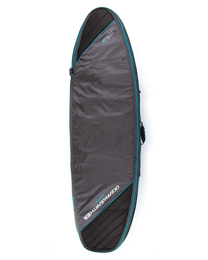 Double Compact Shortboard Cover