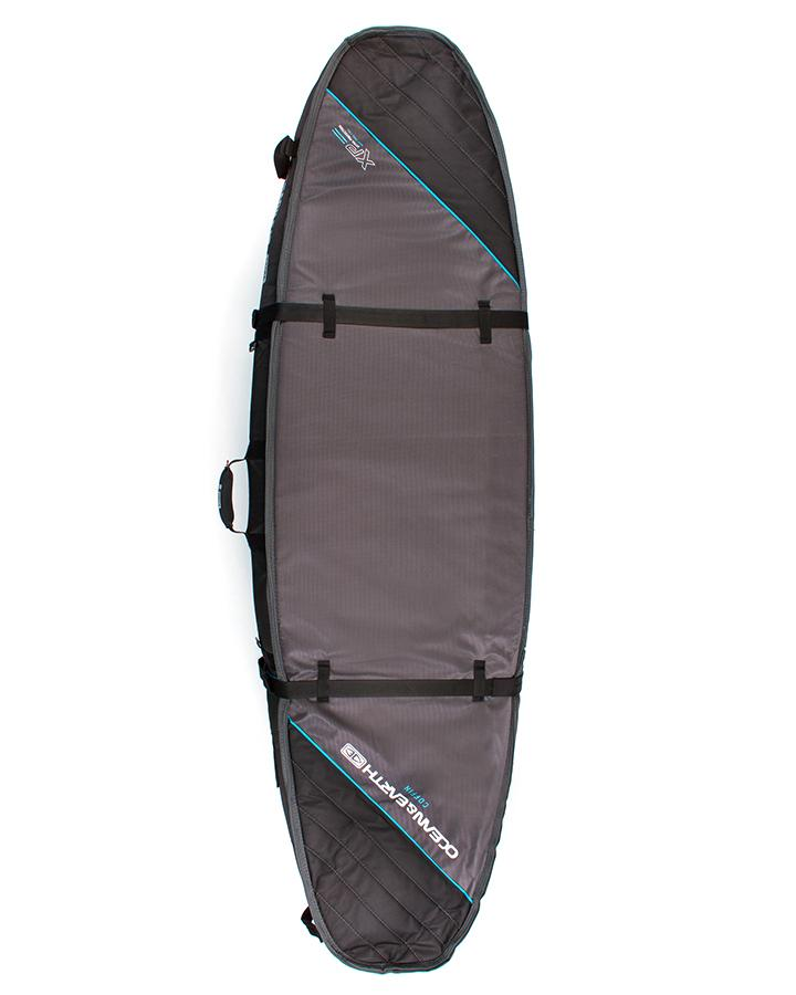 Double Coffin Shortboard Cover