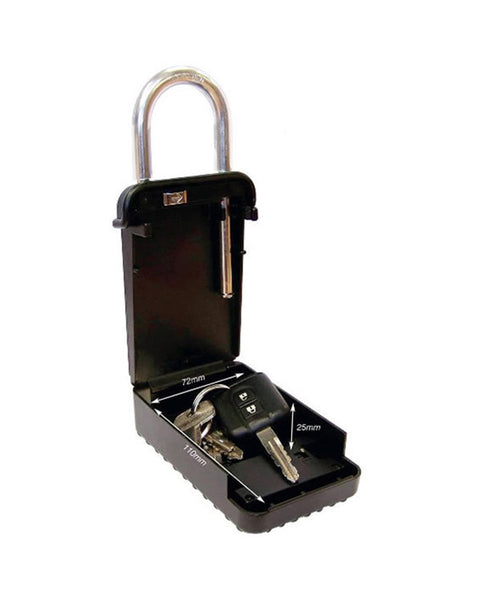 SEACURED KEY STORAGE LOCK