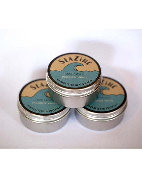 Sea Zinc - 100% Natural, Chocolate & Vanilla