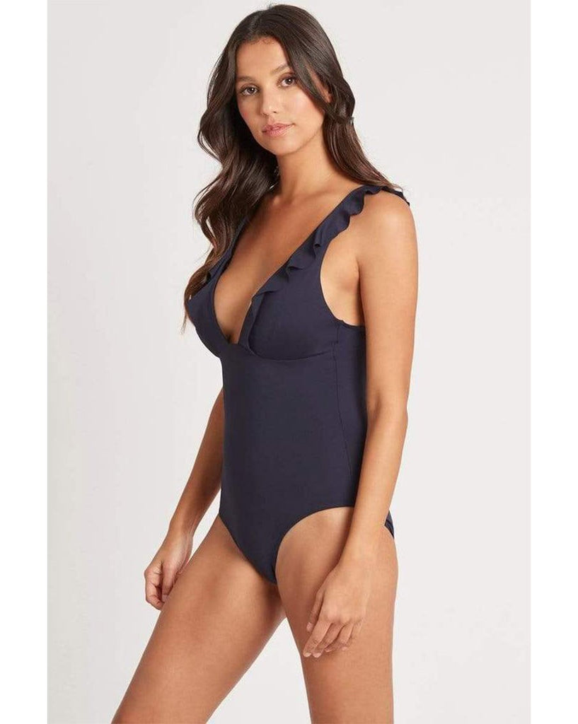 Essentials Frill One Piece