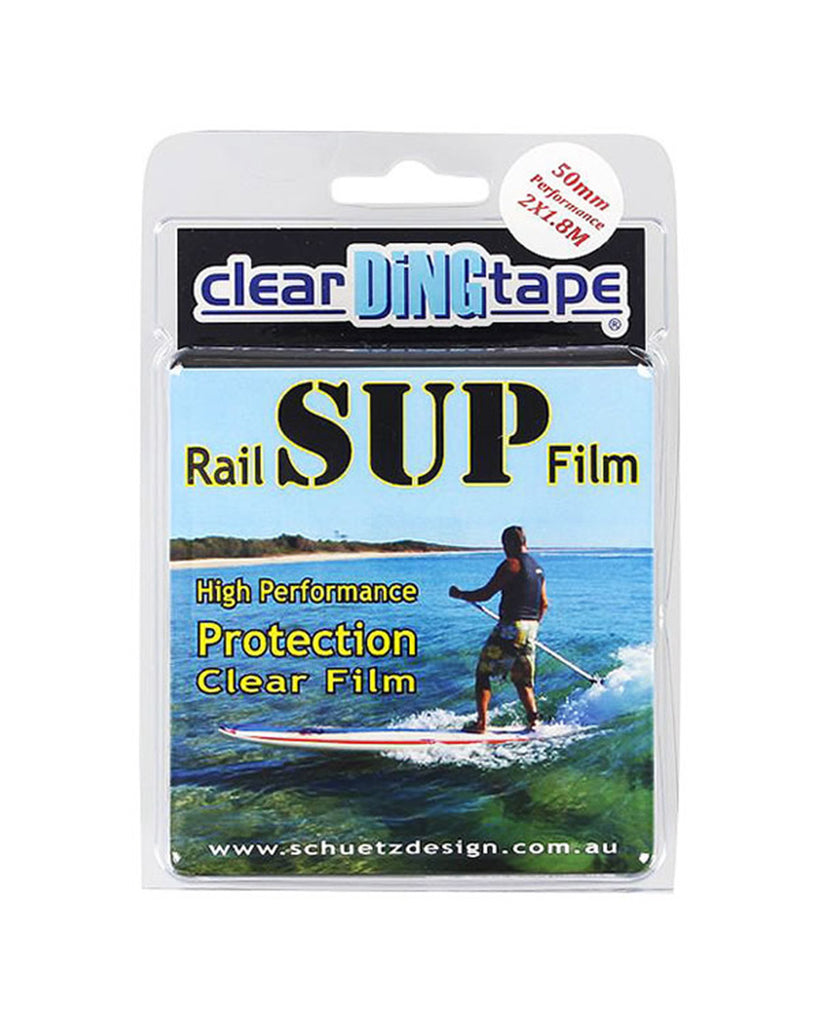 SUP Rail Tape Kit 50mm Clear Ding Tape
