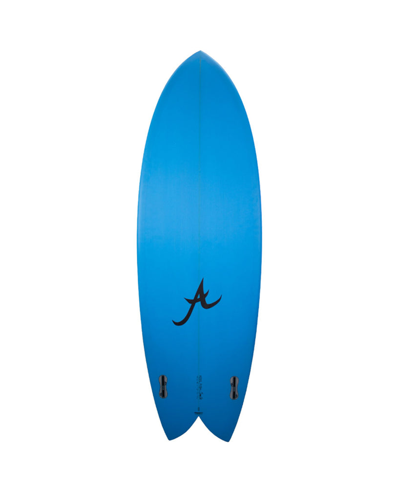 Keel Twin PU Surfboard