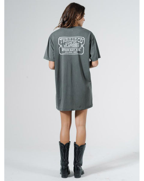 Happy Trails Merch Tee Dress