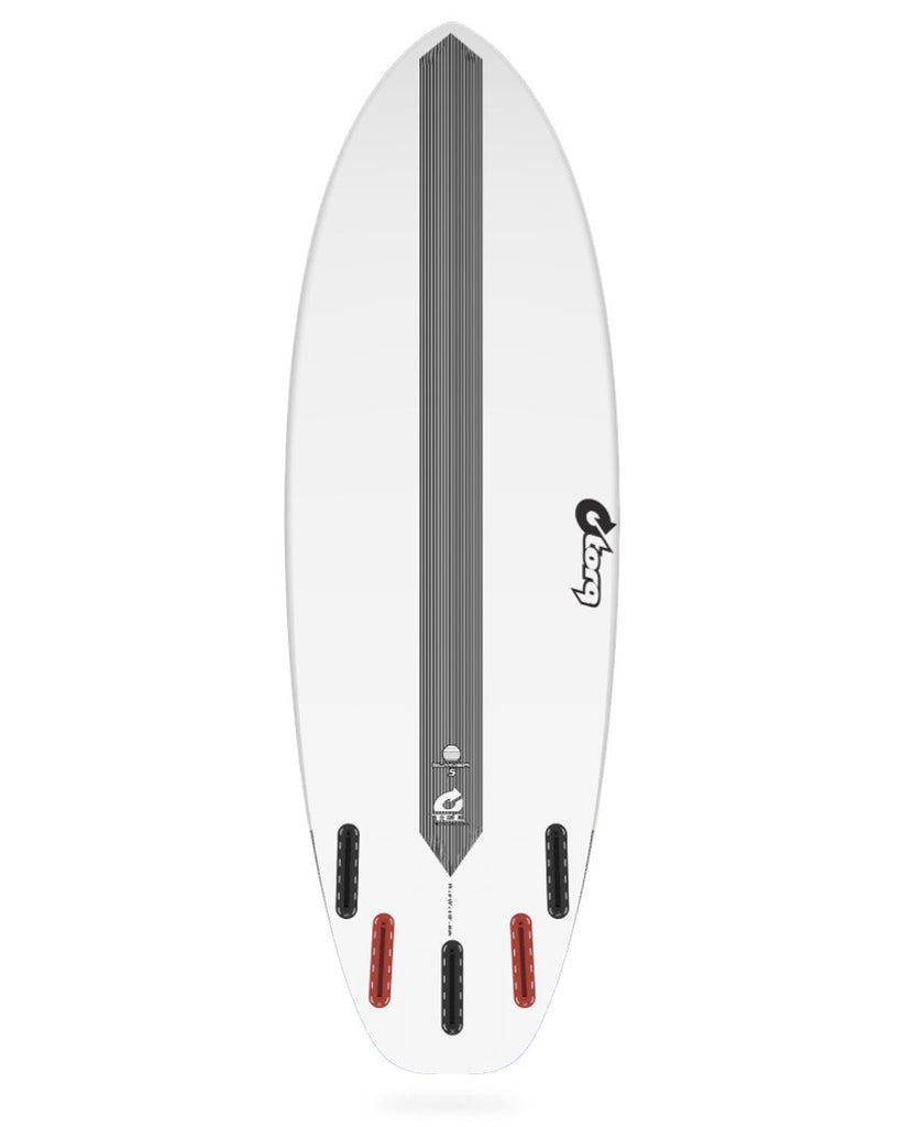 Tec Summer 5 Surfboard - Natural Necessity