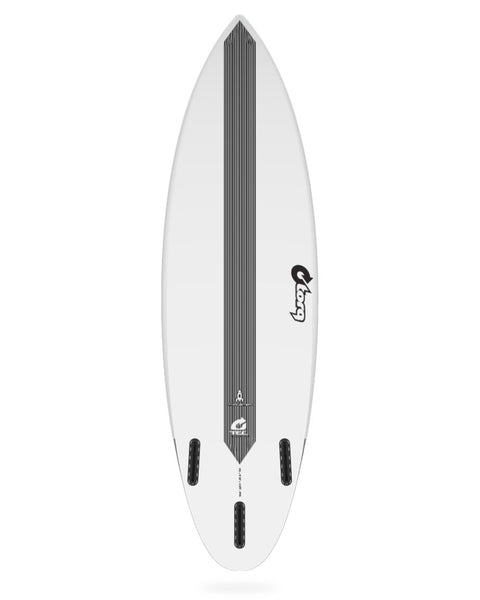 Tec Thruster Surfboard - Natural Necessity