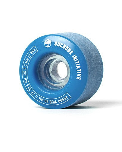 Vice 61mm 82A Skateboard Wheels - Natural Necessity