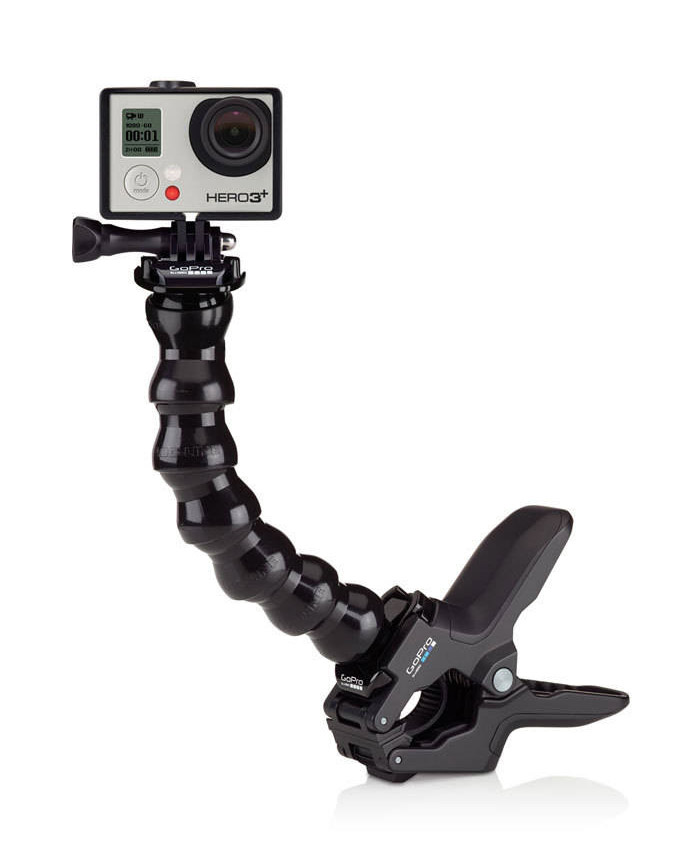 Jaws Flex Clamp Mount - Natural Necessity