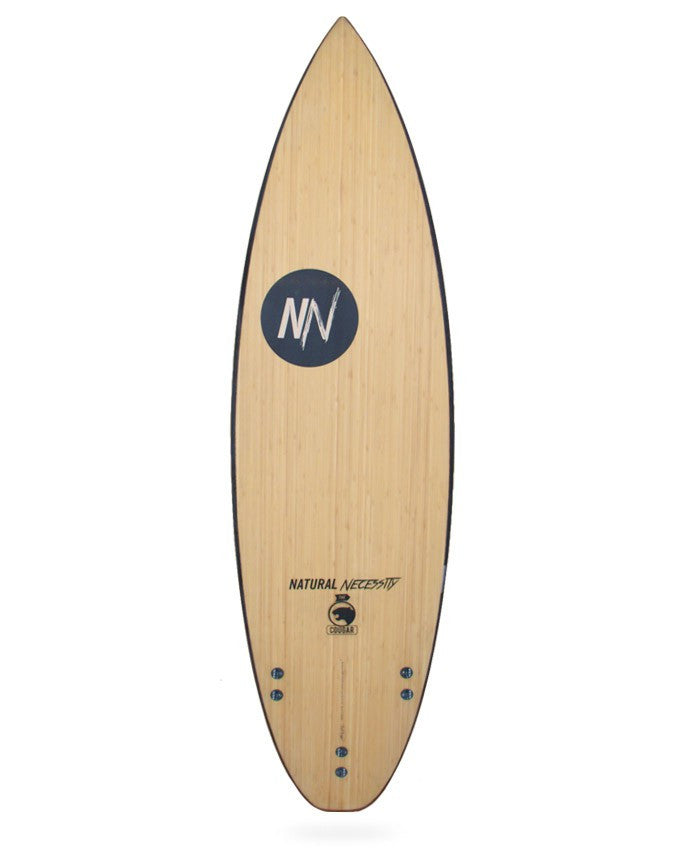 Cougar Surfboard - Natural Necessity