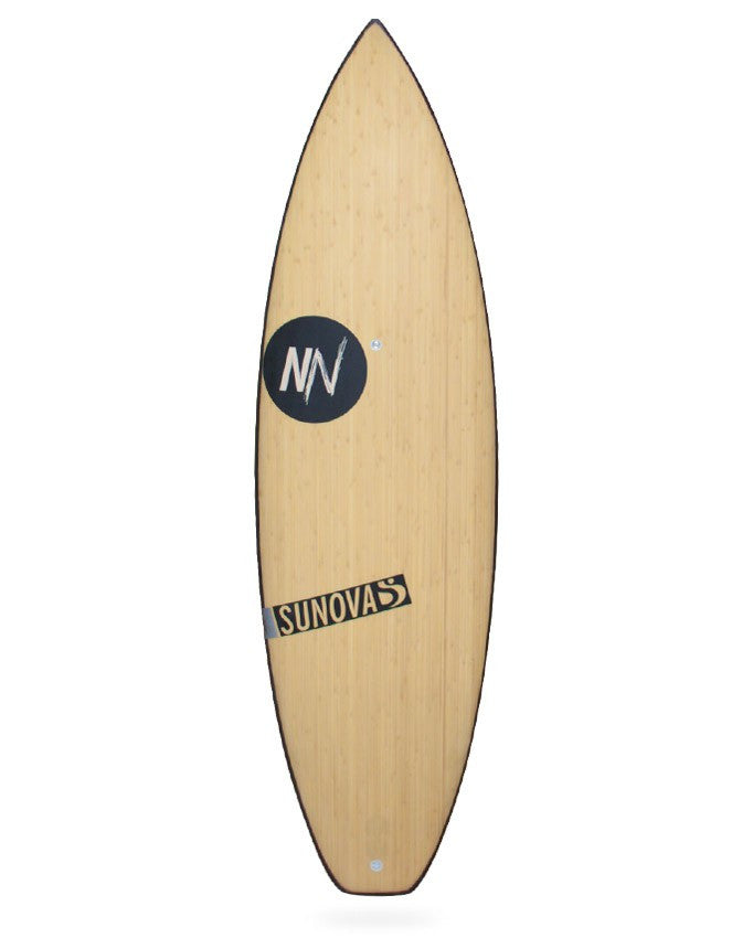 Fat Cat Surfboard - Natural Necessity