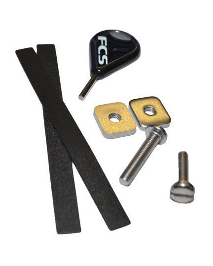 Longboard Spare Parts Kit - Natural Necessity