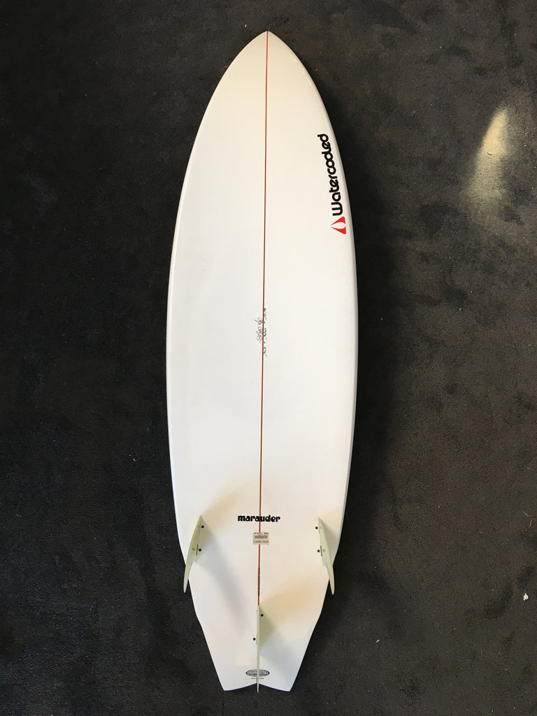 6'0 WC Marauder Surflite - Natural Necessity