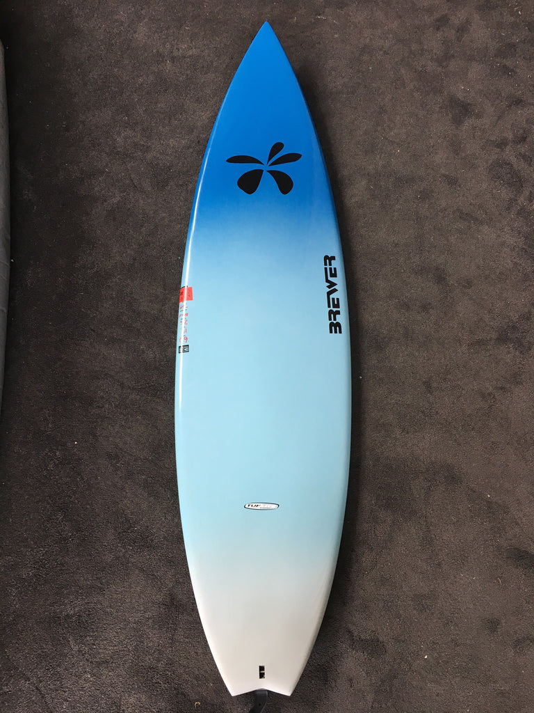 6'0 Brewer Fish Tufflite - Natural Necessity