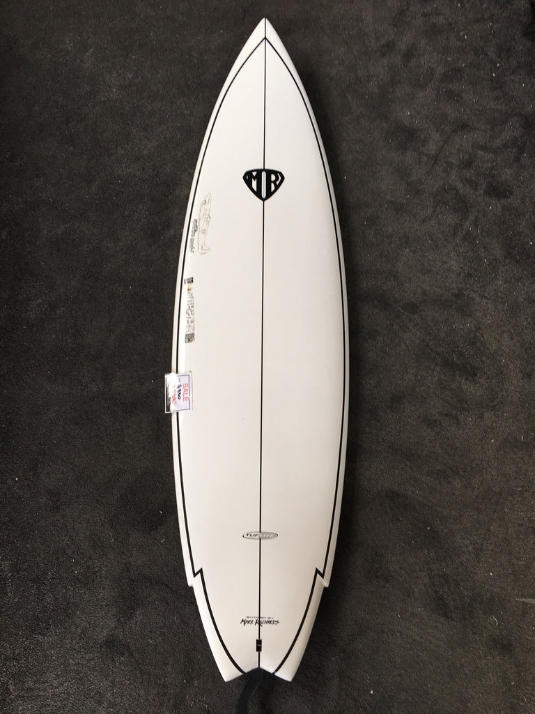 6'4 Mike Richards Spitfire - Natural Necessity