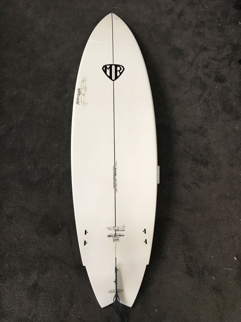 6'0 Mike Richards Spitfire - Natural Necessity