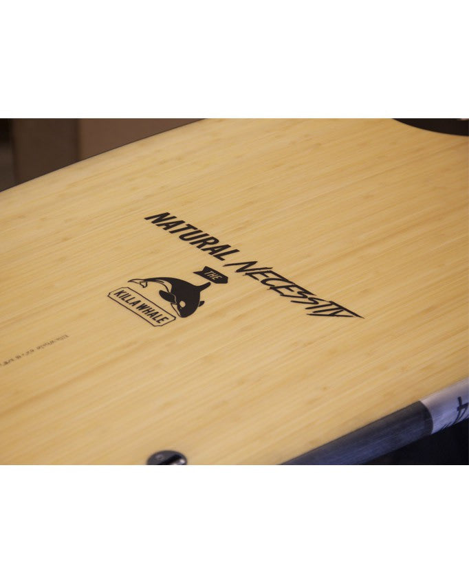 Killa Whale Surfboard - Natural Necessity