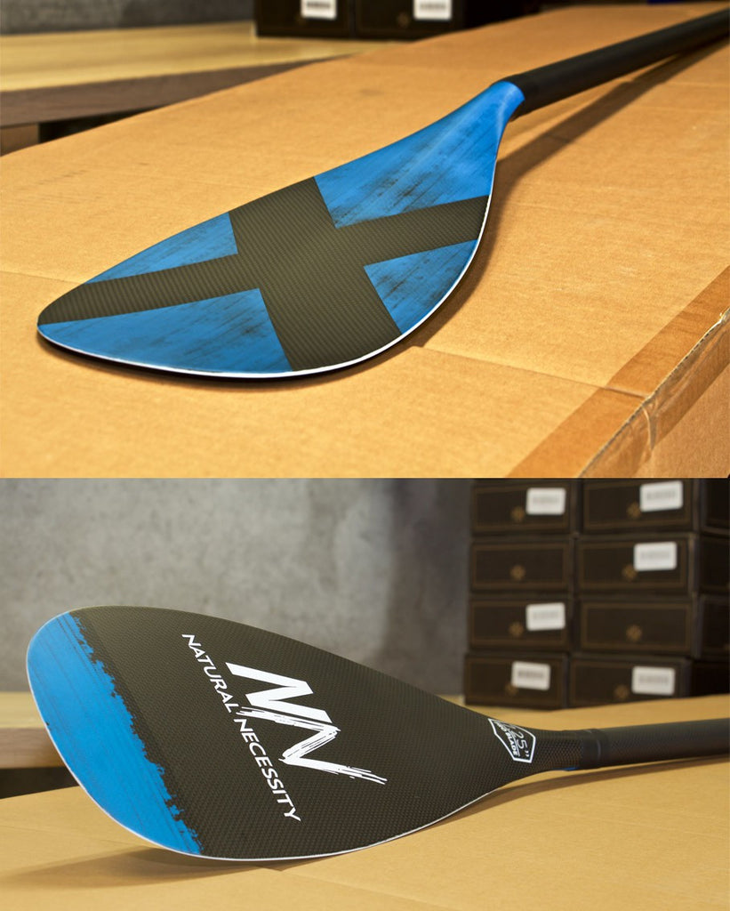 Pro Carbon Paddle - Fixed - Natural Necessity