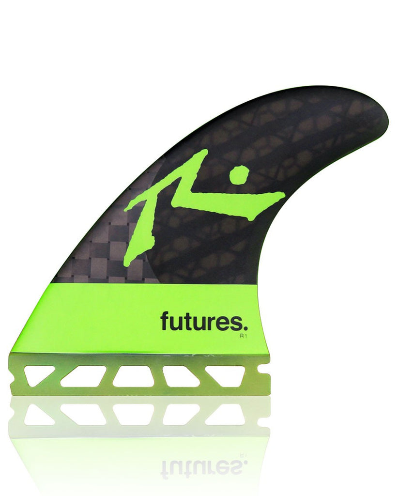 Rusty Blackstix 3.0 Tri Fin Set