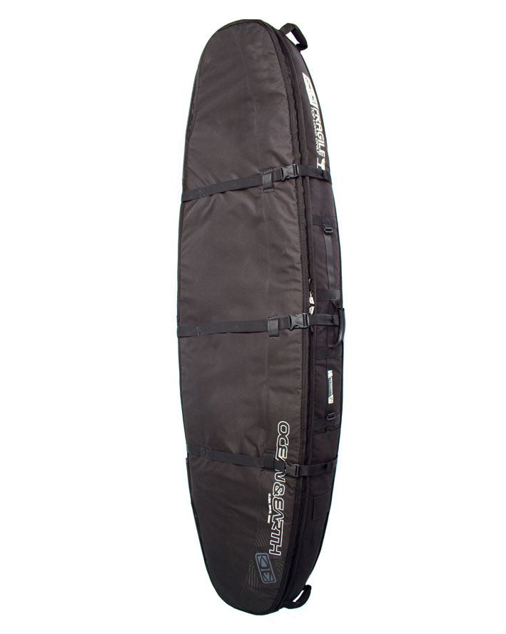 Double Coffin Longboard Cover - Natural Necessity