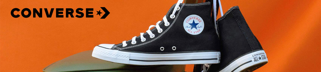 converse sneakers banner
