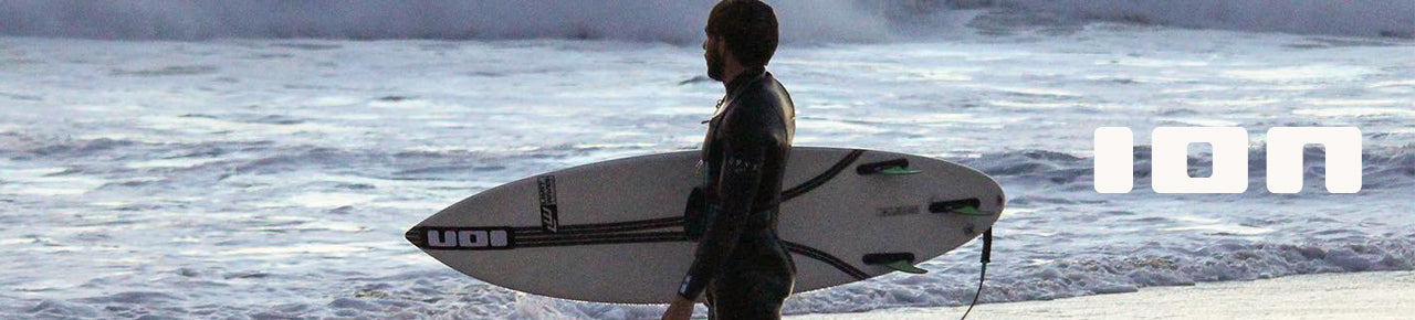 ion wetsuits banner